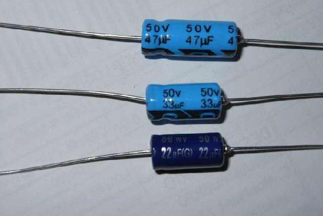 La función del condensador.